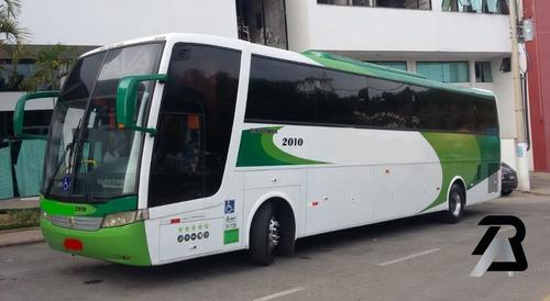 Onibus Executivo Motor Traseiro