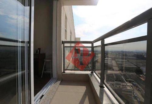 Imagem 1 de 24 de Apartamento À Venda, 53 M² Por R$ 530.000,00 - Alphaville Industrial - Barueri/sp - Ap1080