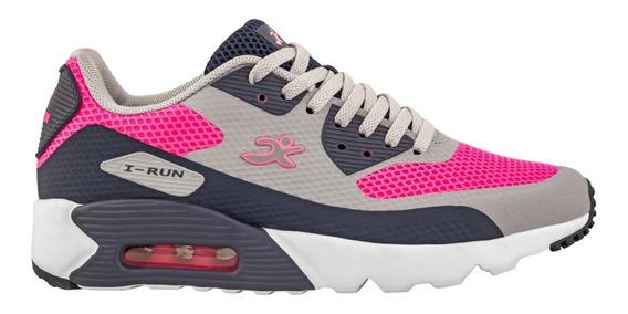 Zapatillas Deportivas I Run Ropa y Accesorios en Mercado