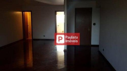 Apartamento Com 4 Dormitórios À Venda, 189 M² Por R$ 640.000 - Cidade Dutra - São Paulo/sp - Ap26754