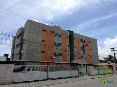 Apartamento Com 3 Dormitórios À Venda, 65 M² Por R$ 150.000 - Jardim Cidade Universitária - João Pessoa/pb - Ap0353