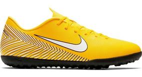 Chuteira Society Nike Neymar Vaporx 12 Masculina Ao3119-710