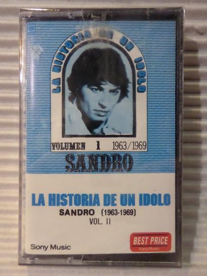La Historia De Un Idolo, Sandro 1963-1969,vol2, Columbia
