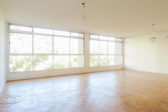 Apartamento No 5º Andar Com 3 Dormitórios E 2 Garagens - Id: 892949914 - 249914