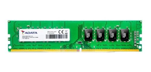 Memória RAM  4GB 1x4GB Adata AD4U2400J4G17-S