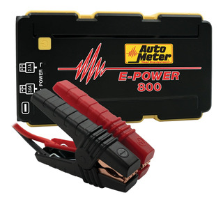 Arrancador Autometer Auto Moto Cargador Usb Power Bank