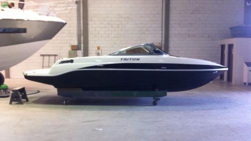 Triton 230 Open Completa - Ñ Focker 240 Nx Ventura Fs 230