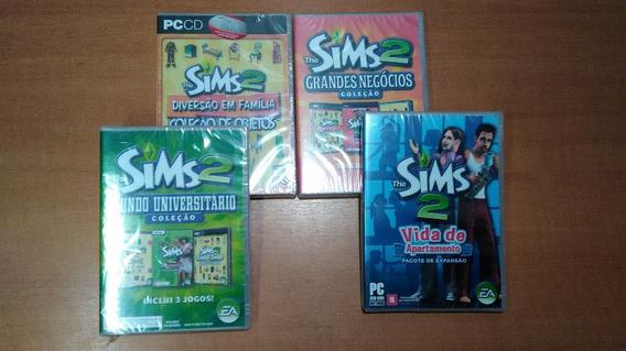 Combo De Dlc The Sims 2