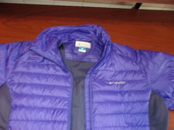 Campera Columbia Mujer Talle Xl