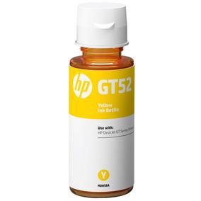 Garrafa De Tinta Hp Gt52 Amarelo - M0h56al