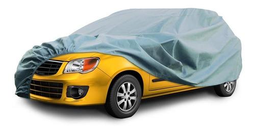 Imagen 1 de 8 de Funda Cubre Auto Universal Tela Peva Grande 480x175x120cm