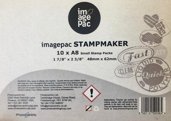Sachet Imagepac A8 X 10 Unidades