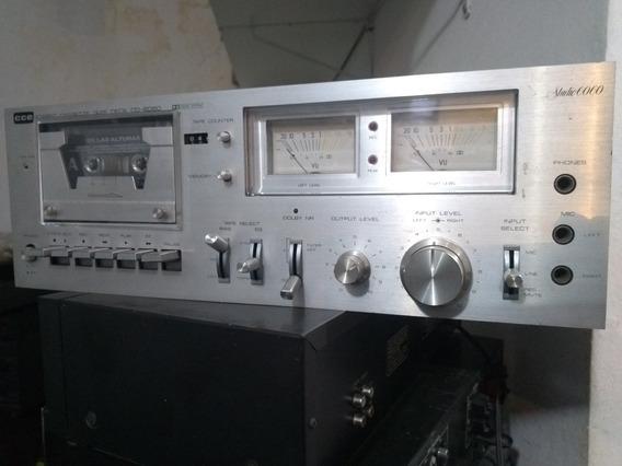 Tape Deck Cce Studio 6060