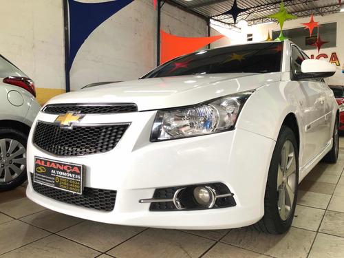 Chevrolet Cruze 2014 1.8 Lt Ecotec 6 4p - Completo - Branco