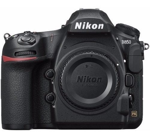Nikon D850 45.7 Mp Dslr Camera Sem Juros