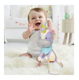 Peluche Skip Hop Con Mordillo Modelo Unicornio