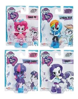 My Little Pony Equestria Girls Minis Set 4 Unidades Hasbro