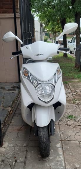 Honda Elite 125 2016