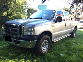 Ford F-100 3.9 Cab. Doble Xlt 4x4 Año 2008