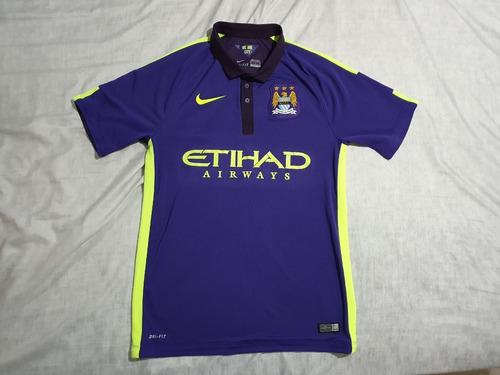 Camisa Manchester City 2014 Third Nike Original P