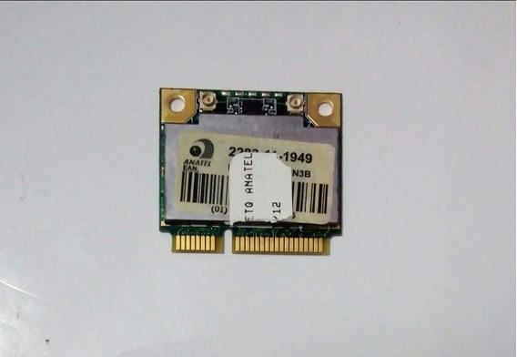 Pci Mini Wireless Notebook Itautec W7425 W7535