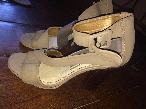 Sapato Sandália Santa Lolla Nunca Usado Tam 35