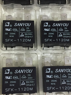 Relay Poder Aire Minisplit Modelo Sanyou Cualquier Marca