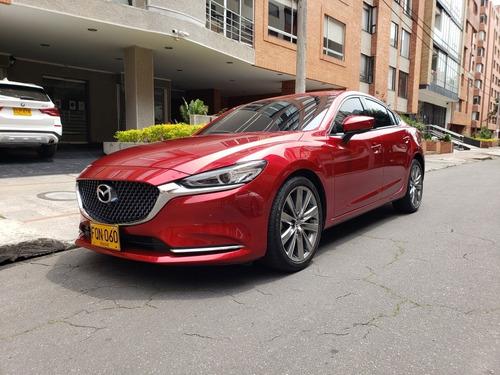 Mazda 6 Signature At 2500 Cc T 2020