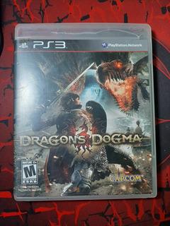 Juego Ps3 Dragons Dogma