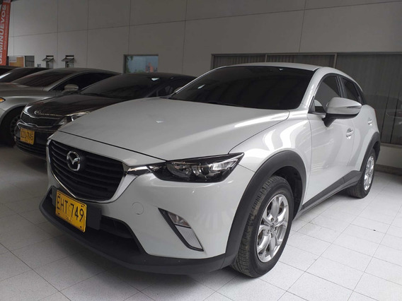 Mazda Cx3 Touring At 2017 - Seminuevo