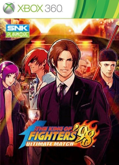 The King Of Fighters 98 Ultimate Match Xbox 360 Game Digital