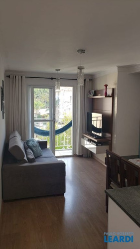 Imagem 1 de 15 de Apartamento - Jaraguá - Sp - 628908