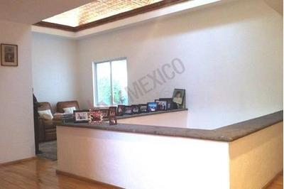 Venta De Casa En Condominio En San Fernando, Tlalpan, Excelente Ubicacion
