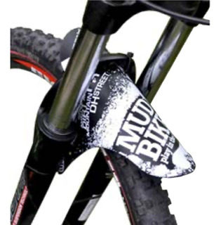 Paralama Mud Bike Enduro Downhill Bike Bicicleta Mtb Pto/bco