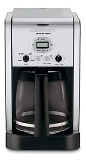 Cafetera Extreme Brew 12 Tazas Dcc-265ws Cuisinart