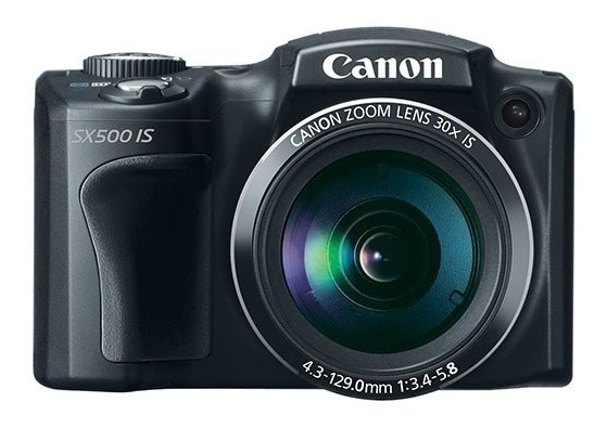 Câmera Digital Canon Powershot Sx500 Is