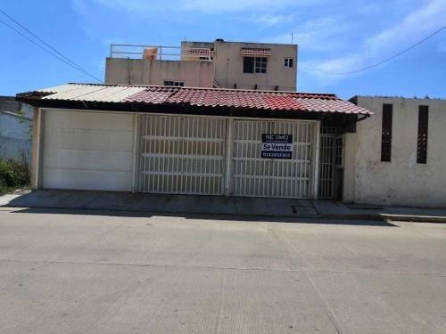 Casa En Venta En Condominio, Colonia Guadalupe Victoria, Coatzacoalcos