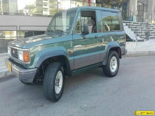 Chevrolet Trooper Mt 2600 4x4 3p