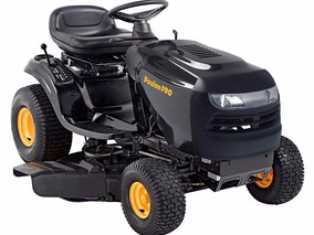 Tractor Poulan Pro 17,5hp Plataforma De 42 - 6 Velocidades