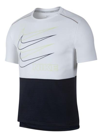 Camiseta Nike Miler Ss Masculina Bv4625-100