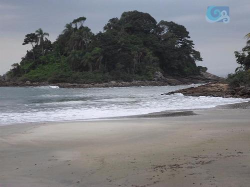 Imagem 1 de 3 de Tijucopava Terreno À Venda - Condomínio Tijucopava - Praia De São Pedro - Guarujá. - Te0283