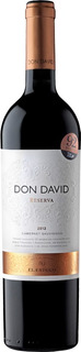 El Esteco Don David Reserva Cab. Sauvignon 750ml