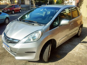 Honda Fit 1.4 Lx Autom Bags Abs L Leve Aceito Finan Bancario
