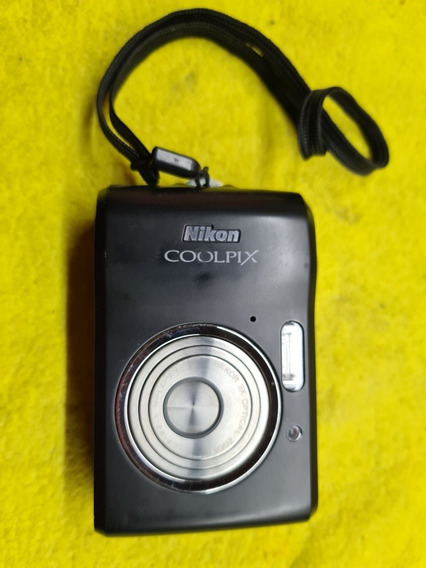 Camara Nikon Coolpix L16