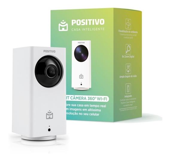 Camera Smart Positivo Wifi 360 Full Hd