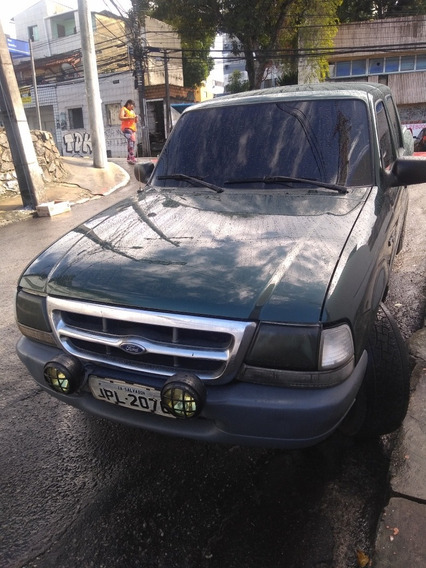 Ford Ranger 2.8 Xl Cab. Dupla 4x2 4p 2003