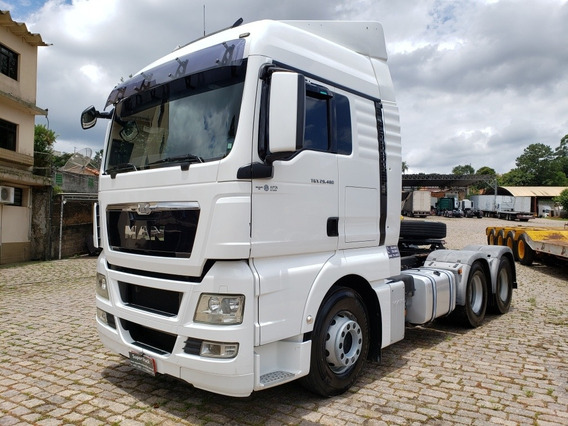 Man Tgx 29.480 6x4 2016 C/ 332.977km Impecavel Financiamos !