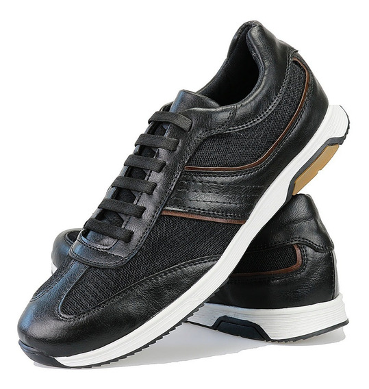 Sapatenis Dhshoes Tênis Casual Masculin Calce Facil Jogging