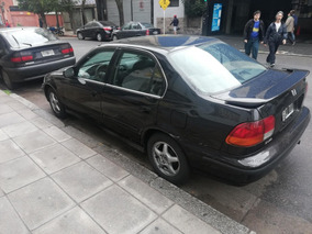 Honda Civic 1.6 Ex At Tc