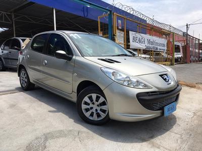 Peugeot 207 Hb Xr 1.4 8v 2010/2011